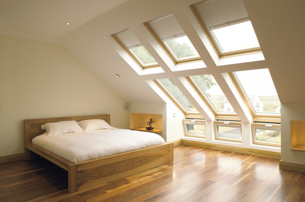 The Best Loft Conversion Ideas in Branksome